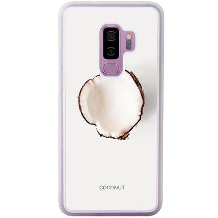 Samsung Galaxy S9+ Soft Case (Frostad) Coconut