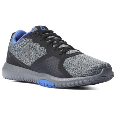 Reebok Sneakers Herr Athletic Trainers Flexagon Force Gummi/polyester/viskos Size 40.5 Svart