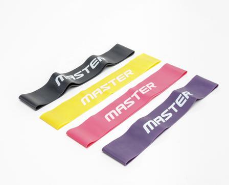 Master Miniband - Svart - unisex - Utstyr - One Size