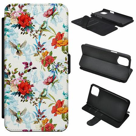 Apple iPhone 12 Pro Max Mobilfodral Blommor