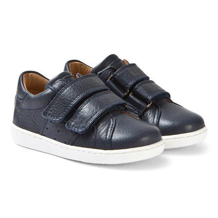 Bisgaard Sko Marinblå 29 EU Barnskor, Gympaskor och sneakers, Sneakers