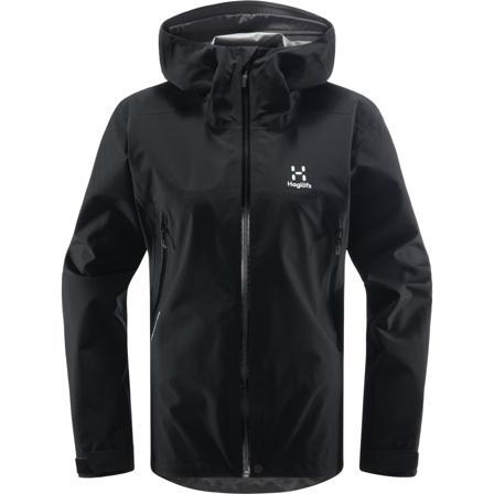 Haglöfs Roc Gore-Tex Jacket Women Women shell jackets Black S