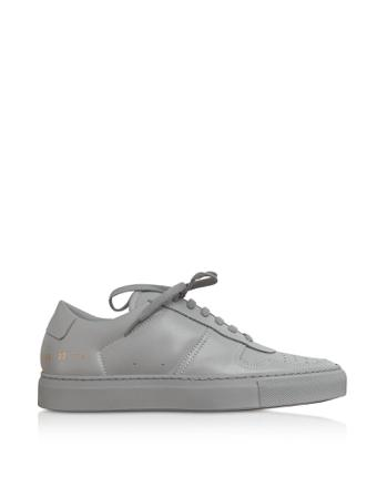 Common Projects Sneakers Dam Women's Leather Läder Size 40 Grå