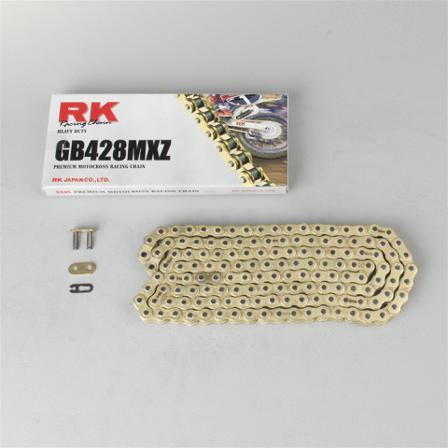 RK 428MXZ Chain - Suzuki RM 85 2002-2016, 2018-2019