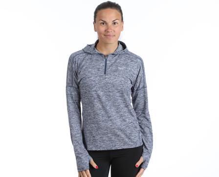 Nike Warm Hoodie - Blå - female - Klær - L