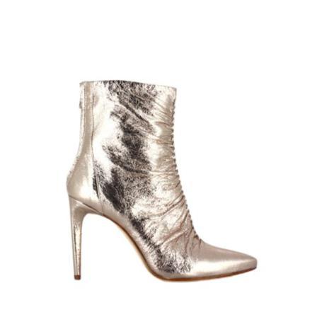 Garrice, Boots 6245 Geel, Dames, Maat:39