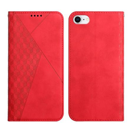 Skin Feel Magnetic Pu Case For Iphone Se 2020 / 7 / 8 / 6
