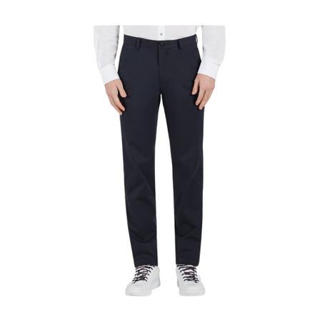 Paul & Shark, Woven Trousers 013 Blauw, Heren, Maat:60 IT