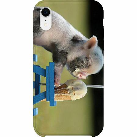 Apple iPhone XR Thin Case Piggy