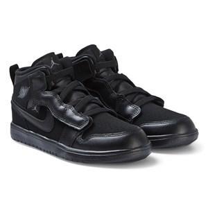 Air Jordan Black Air Jordan 1 Hi Tops kids footwear 31.5 (UK 13)