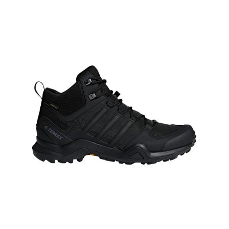 ADIDAS Men's Terrex Swift R2 Mid Gore-Tex Hiking Shoes Men hiking shoes Black 44 2/3