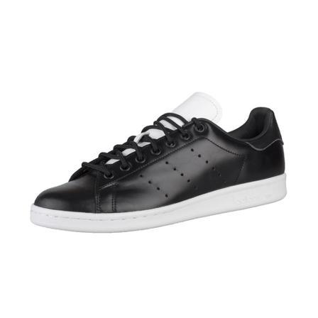 Adidas Stan Smith Svarta,Vit 40