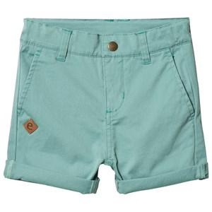 ebbe Kids Florin Chinos Shorts Dusty Turquoise