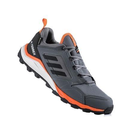 Adidas Terrex Agravic TR Gtx Vit,Gråa,Orange 46 2/3