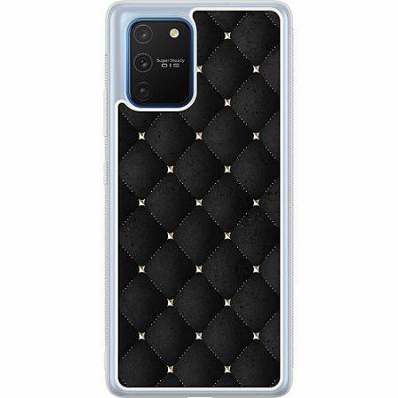 Samsung Galaxy S10 Lite (2020) Transparent Mobilskal Luxe