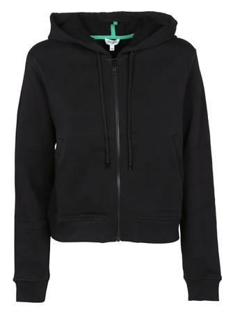 Kenzo Skjortor Dam Sweatshirts Women's Cotton Sweatshirt Bomull Size XSmall Gul