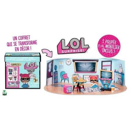 LOL Surprise - Dukke med møbler - tilfældig model