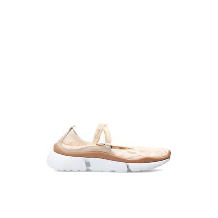 Chloé, 'Sonnie' sneakers Beige, Dames, Maat:39 1/2