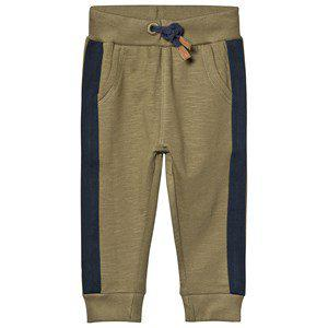 Minymo Sweatpants Burnt Olive