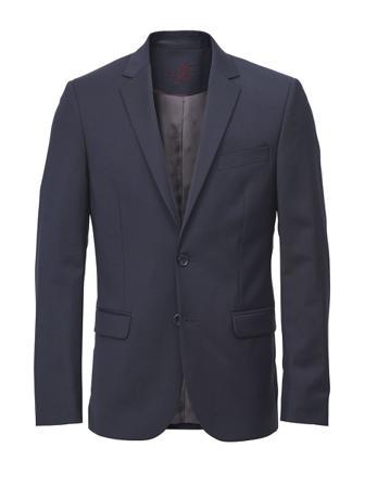 Nikolaj D'Étoiles Jackor Herr Suit Jackets History Navy Guld Size 54