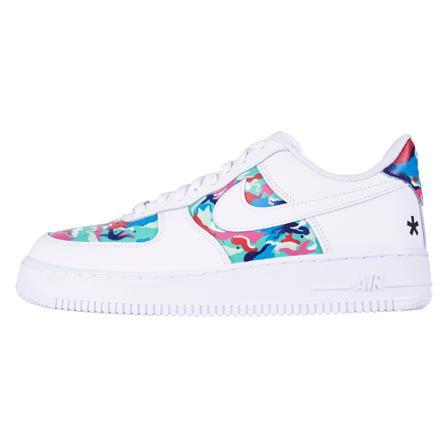 Born Originals Sneakers AF1 Colors & Brushes, Hvid, female, Størrelse: 42
