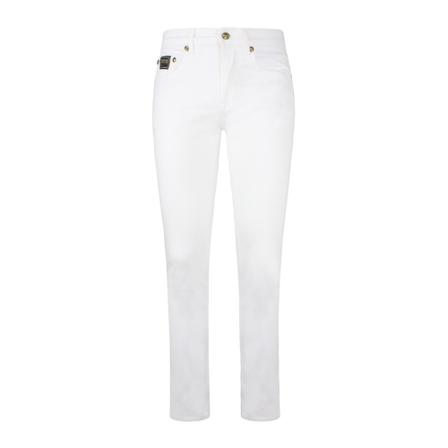 Versace Jeans Couture, A2Gwa 0S5-60501 jeans Wit, Heren, Maat:W31