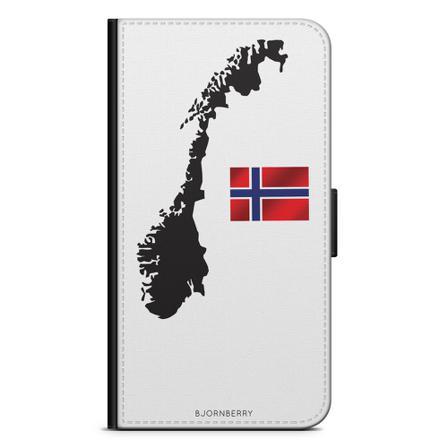Bjornberry Plånboksfodral iPhone 12 - Norge