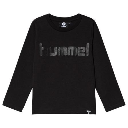 Hummel Miguel Tröja Svart 134 cm (8-9 år) Barnkläder, Överdelar, Långärmade t-shirts