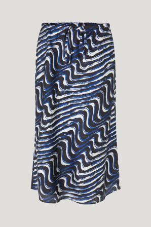 Køb Shorts & Nederdele fra Baum und Pferdgarten. Saprina Skirt str: 42. Farve: Blue Wave. Køb på www.baumundpferdgarten.com eller i vores butik i