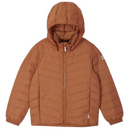 Reima Falk Children middle-layer down jackets Brown 116