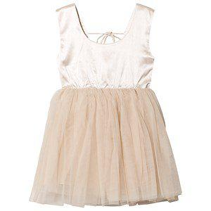 DOLLY by Le Petit Tom Signature Ballet Dress Coffee