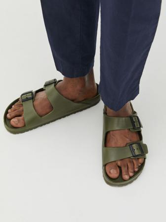 ARKET - Men's Birkenstock Arizona EVA - Green - Size 45