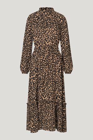 Køb fra Baum und Pferdgarten. Antoinette Dress str: 42. Farve: Natural Leopard. Køb på www.baumundpferdgarten.com eller i vores butik i København
