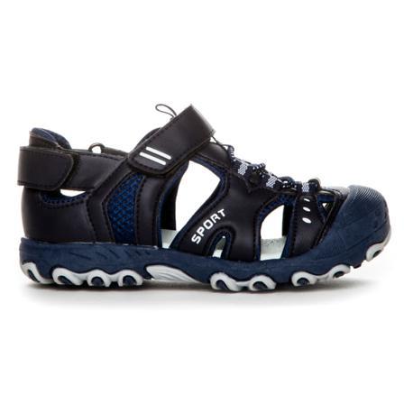 Gulliver Junior Adventure Sandal Barn Sandaler Blå (Navy Blue) 28