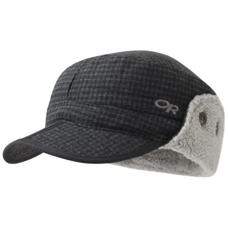 Outdoor Research Yukon Cap Men caps Black XL
