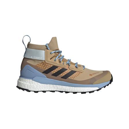ADIDAS Women's Terrex Free Hiker Gore-Tex (2021) Women hiking shoes Beige 37 1/3