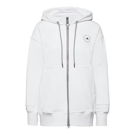 Adidas Trøje aSMC FZ Hoody P Striktrøjer og sweatere, Hvid, female, Størrelse: XS