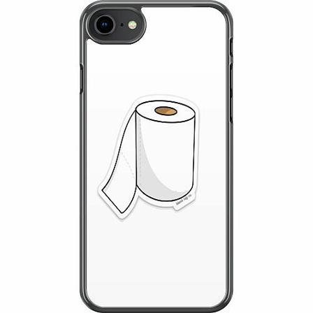 Apple iPhone 8 Hard Case (Transparent) Need Paper?