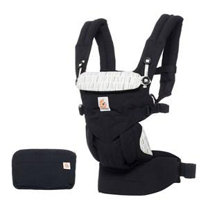 Black Omni 360 Baby Carrier One Size