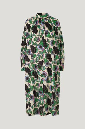 Køb Kjoler fra Baum und Pferdgarten. Apria Dress str: 42. Farve: Autumn Leaves Green. Køb på www.baumundpferdgarten.com eller i vores butik i