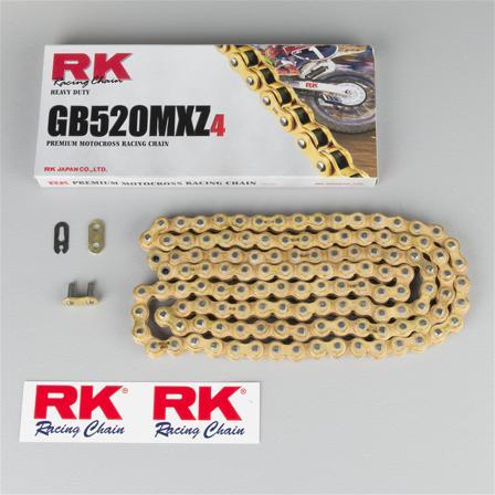 Chaine RK GB520MXZ4 - Yamaha XTZ 750 Super Tenere 1989-1998