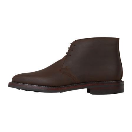 Crockett & Jones, Molton Suede Shoes Bruin, Heren, Maat:UK 8.5
