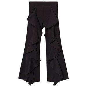Caroline Bosmans Ribbed Pants Black