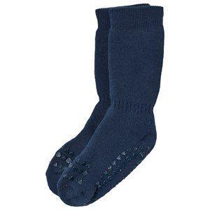 GoBabyGo Socks Navy Blue 2-3 år - Barn - Strumpor   Marinblå