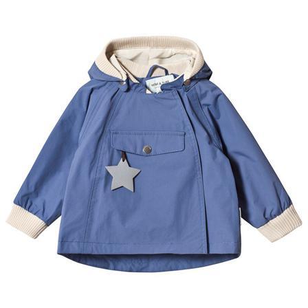 Mini A Ture Wai Jacka Blue Horizon 3y/98cm Barnkläder, Kappor och jackor, Skaljackor