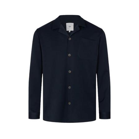 Minimum, Larsen 6395 Jacket Blauw, Heren, Maat:L