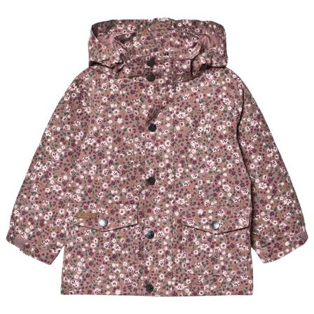 Kuling Stockholm Shell Jacket Lilac Flower